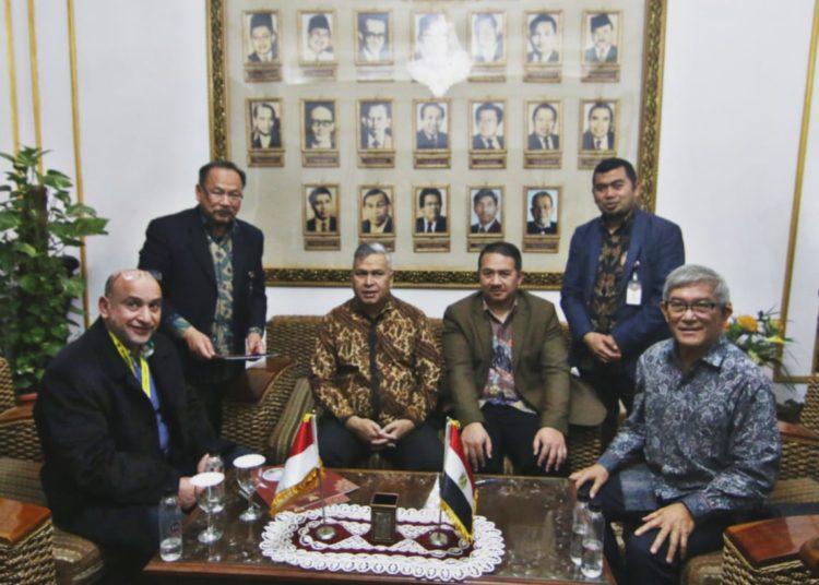 Kontrak Dagang Briket Arang Batok Indonesia-Mesir Diteken ...